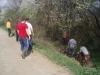 Čistenie potoka 2011